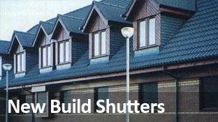 Warm Protection Product: New Build Shutters