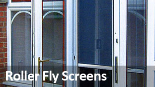 Warm Protection Product: Roller Fly Screens
