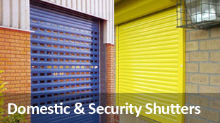 Warm Protection Product: Domestic Shutters