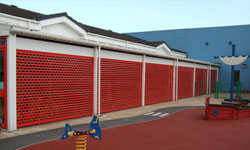 High Security Shutters Systems