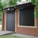 WP36 Extruded Double Skinned Aluminium High Security Shutter